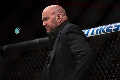Глава UFC заговорил о «крушении планов» в подготовке боя Нурмагомедова