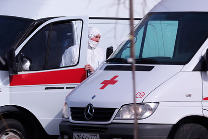 В Москве зафиксировали больше тысячи случаев заражения коронавирусом