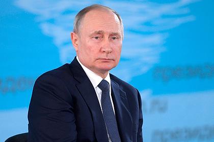 Путин поручил повысить размер больничных в России