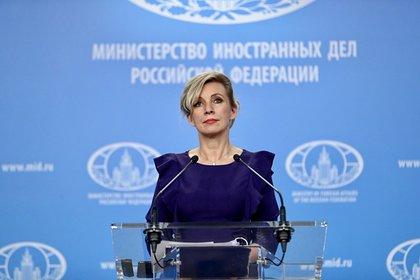 Захарова рассказала о просьбе «очень богатых людей» вывезти ребенка из Лондона