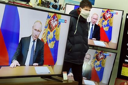 Раскрыты детали подготовки обращения Путина к нации из-за коронавируса