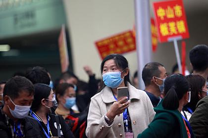 Китай заявил о конце эпидемии коронавируса