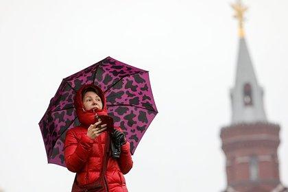 В Москве резко ухудшится погода