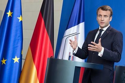 Макрон призвал «не пьянеть» от российской помощи Италии