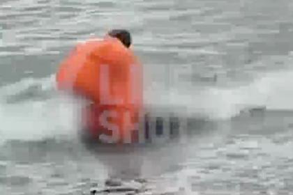 На пляж в Сочи вынесло тело пропавшего школьника