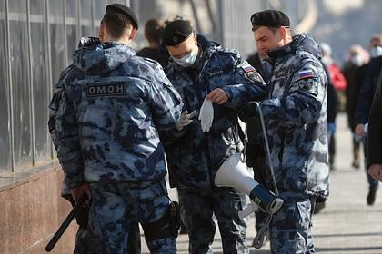В Москве начали поиски беглянки с коронавирусом