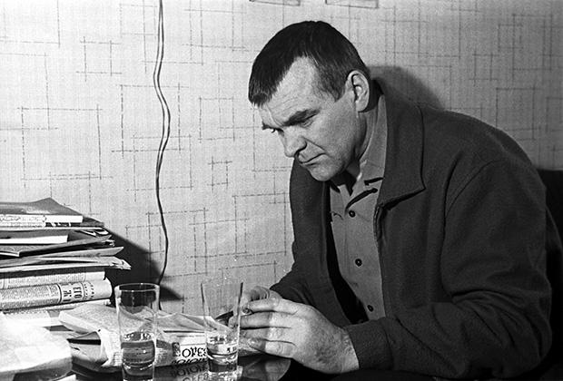 Юрий Бондарев, 1968 год