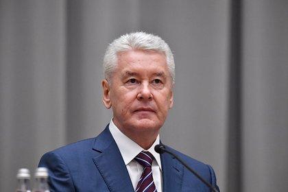 Собянин ввел в Москве всеобщий режим изоляции