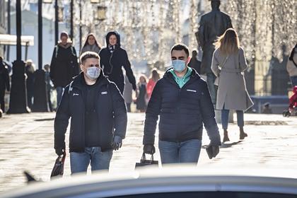 Подмосковье вместе с Москвой введет всеобщий режим изоляции