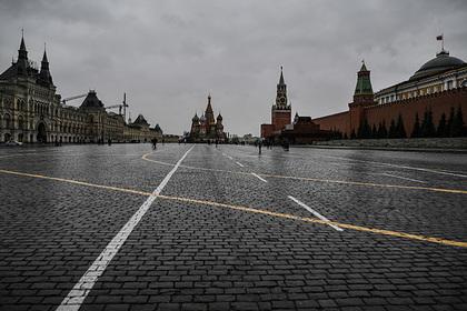 Власти Москвы определят наказание для нарушителей самоизоляции
