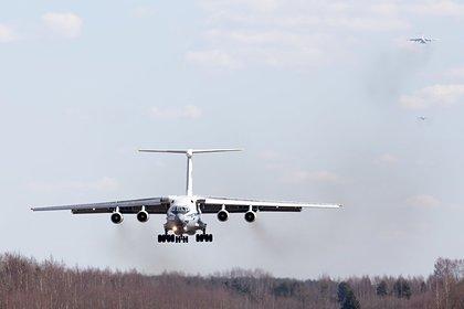Самолет экстренно сел в Шереметьево