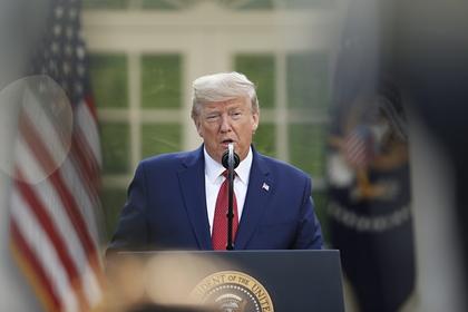 Трамп спрогнозировал пик смертности от коронавируса в США