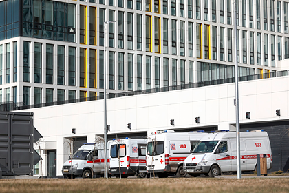 Главврач Коммунарки сообщил о гибели двух пациентов