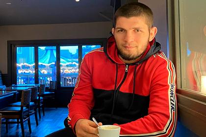 Нурмагомедов рассказал о прогулках и походах в кафе во время пандемии