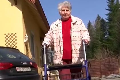 Победившая коронавирус 95-летняя прабабушка рассказала о болезни