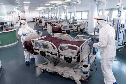 США предсказали до 200 тысяч смертей от коронавируса