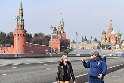 Названы сроки введения полного контроля за соблюдением карантина в Москве