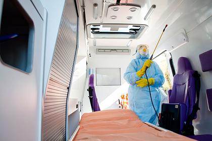 Названа доля заразившихся коронавирусом внутри страны россиян