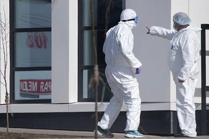 В Москве за сутки нашли более двухсот новых зараженных коронавирусом