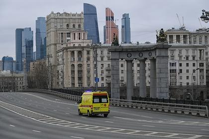 Названо число заразившихся коронавирусом детей в Москве