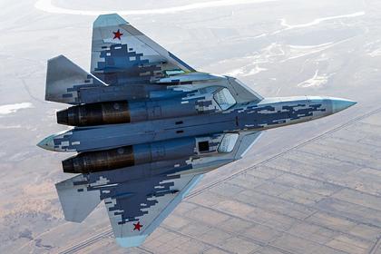 Раскрыт налет Су-57