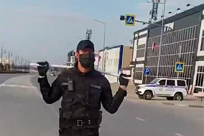 В Чечне объяснили появление «джедаев» с палками для нарушителей карантина