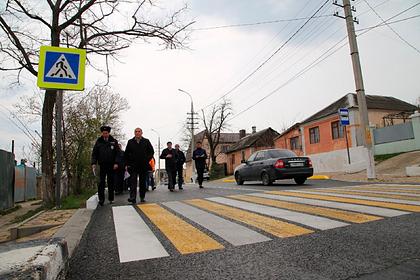 В Новороссийске отремонтировали улицы
