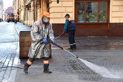 В украинском городе выкопали 400 могил из-за коронавируса