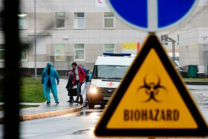В Петербурге умер еще один пациент с коронавирусом