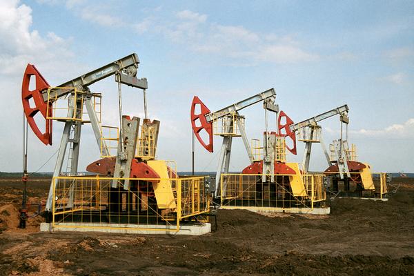 Российская нефть вернулась в 90-е годы