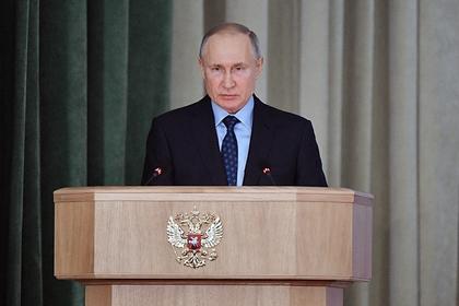 Путин одобрил «кажущиеся избыточными» меры для борьбы с коронавирусом