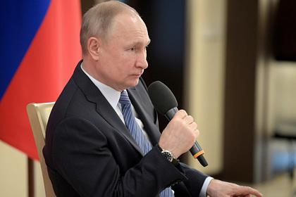 Путин заявил об успехах в борьбе с коронавирусом