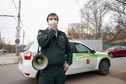 Путин прокомментировал введение всеобщего режима самоизоляции в Москве