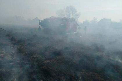 Российский пожарный уснул на пожаре, лишился машины и обгорел