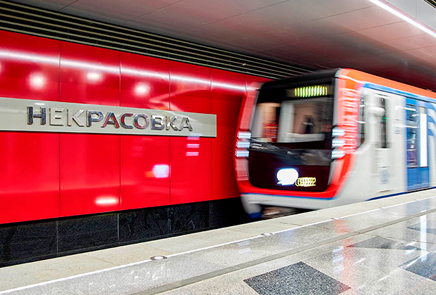 В столице полностью открыли Некрасовскую линию метро