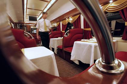 РЖД закроют вагоны-рестораны в поездах