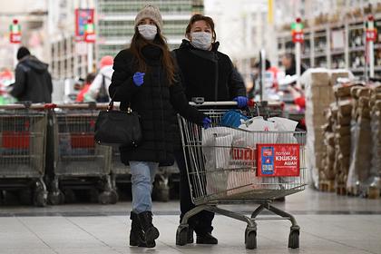 Российские магазины перестанут принимать наличные из-за коронавируса