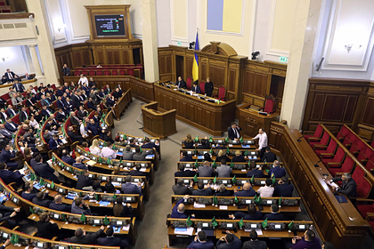 Верховная Рада со второй попытки назначила министров
