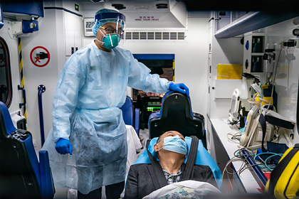 Несколько стран отказались от помощи Китая в борьбе с коронавирусом