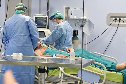 Число погибших от коронавируса в Италии увеличилось на 800 человек