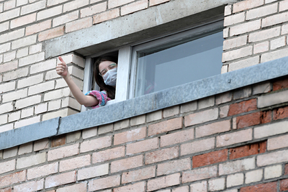 Названо обязательное условие лечения коронавируса на дому в Москве