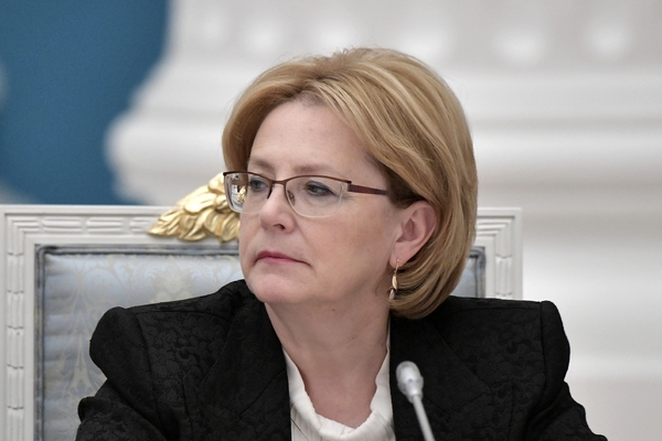 Скворцова рассказала о российской схеме лечения пациентов с коронавирусом