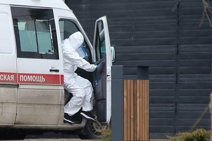 В Подмосковье умерла первая пациентка с коронавирусом