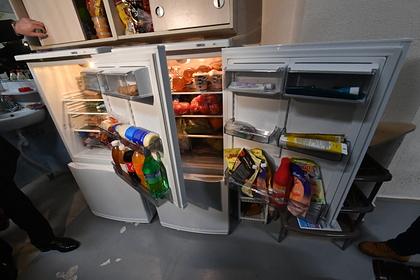 Россияне начали скупать морозилки для запасов еды