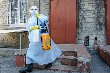 Названо число лечащихся от коронавируса дома жителей Москвы