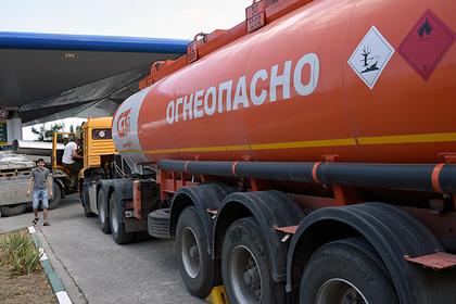 России предсказали массовые закупки бензина за рубежом