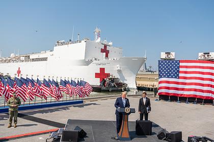 США приготовились ко второй волне коронавируса