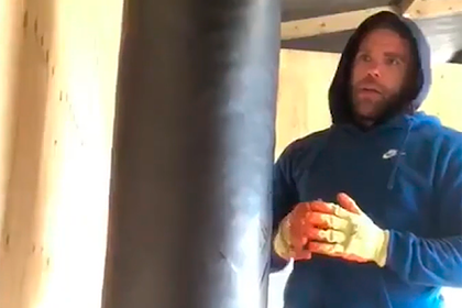 Боксера отстранили за видеоурок по домашнему насилию в условиях карантина