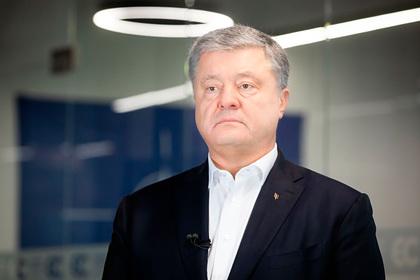 Порошенко призвал не верить в «тотальную распродажу» украинской земли