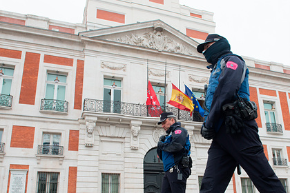 В Испании выявили 9 тысяч новых случаев коронавируса за сутки
